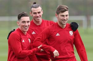 derby county's harry wilson backed to help take the pressure off gareth bale