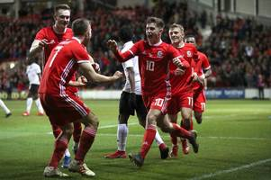 harry wilson an unused substitute in wales' win over trinidad and tobago
