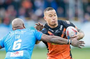 castleford release ben roberts in a surprise move as daryl powell explains reasons