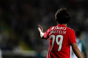 wolves and manchester united target joao felix reveals he's rejected this offer