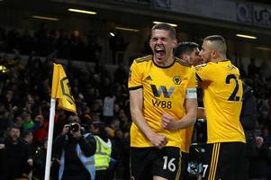 wolves fans will love what this star has said about the fa cup trip to wembley