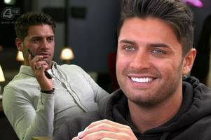 ex on the beach axed after love island star mike thalassitis' death