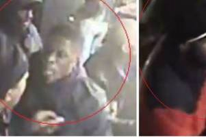 police issue urgent cctv appeal after shocking double stabbing in medleys nightclub