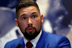 Tony Bellew claims under-fire Mike Thalassitis tweet was result of Twitter hack