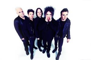 the cure have finished recording a new album