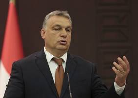 hungarian party faces discipline from center-right eu bloc
