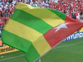 togolese fa official fagla gets life ban for bribery