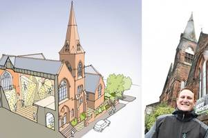 ambitious £2.4 million kilmarnock climbing centre plans at church get green light