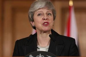 theresa may's address to the nation sees her tell voters 'i am on your side' over brexit
