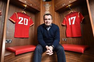 the full interview with welsh rugby's most powerful man as he addresses gareth anscombe's attack and everything that's happened