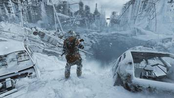 Epic Games Store exclusive Metro Exodus outsells previous game on Steam at launch