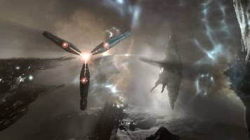 eve online's 10,000-player deathmatch should fail spectacularly, ensuring its future