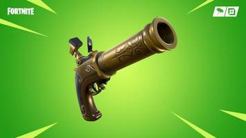 fortnite patch v8.11 adds a new gun and brings back impulse grenades