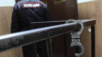 Russian TV Calls Out Size of U.S. Prison Population