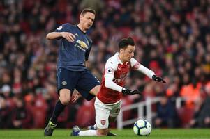 man united's four fresh injury concerns that will boost arsenal, chelsea & spurs' top four hopes