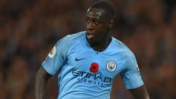 benjamin mendy set for warm weather training camp as man city look to aid recovery from injury