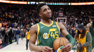 donovan mitchell makes the shift from rookie sensation to bankable star