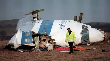 Five former Stasi members quizzed over Lockerbie bombing