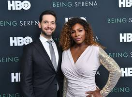 serena williams' husband, alexis ohanian, once did a school assignment on how much he hated tennis