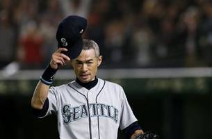 Reaction to the retirement of Japanese star Ichiro Suzuki