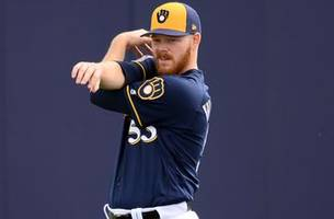 counsell turns to brewers' young guns for starting rotation