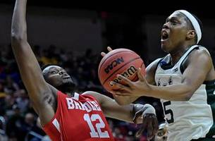 Michigan State uses late charge to fend off pesky Bradley 76-65