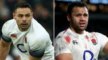 england's ben te'o and billy vunipola apologise to team-mates after night out