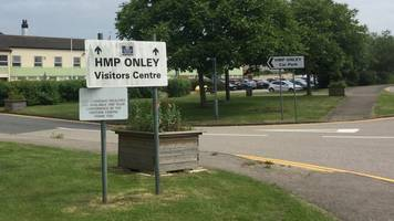 hmp onley: 'little done' over jail's london gangs