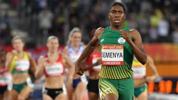 testosterone rules for female athletes 'unscientific'