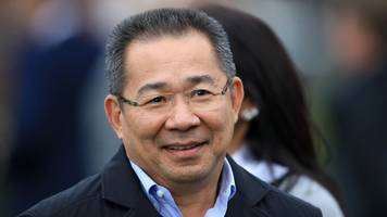 leicester city chairman cremation held in thailand
