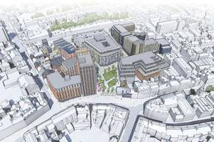 This is what dramatic transformation of former Debenhams site could look like