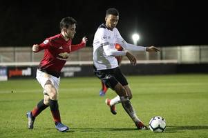 derby county rising star continues fine form on the international stage