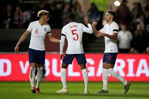 fikayo tomori 'top class' for england under-21s against poland