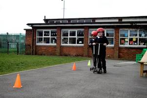 the hull school changing children's lives with a new classroom