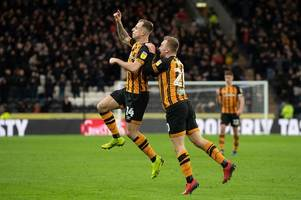 kamil grosicki on what he puts his impressive hull city form down to and the january transfer window