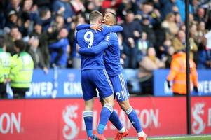 why youri tielemans is finding jamie vardy 'very easy' to play with at leicester city
