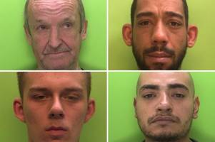 This week in court: A man with a machete; burglars and a homeless OAP who defied a court order