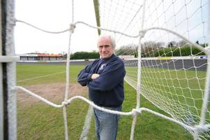 newcastle town to honour groundsman with 'colin spencer tribute day'