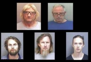 five men found guilty after 'complex operation' seized £112m of cocaine on a yacht in cornwall