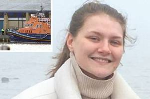 libby squire search comes to tragic end as police confirm body found near grimsby docks is her