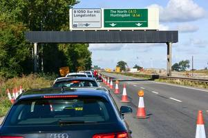 All the people whose lives have been impacted by the A14 roadworks