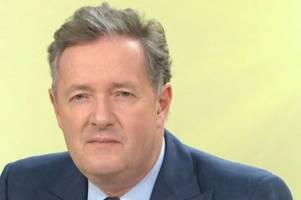 ITV Good Morning Britain's Piers Morgan branded 'England's biggest s**t stain' in epic row