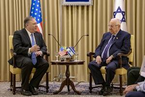 Israeli and U.S. Officials: U.S. Recognition of Israeli Sovereignty over Golan Could Come Next Week