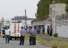 6 Killed, 30 Injured as Blast Rocks Chemical Plant in China