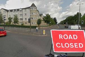 motorists warned busy hamilton junction is closing for four days
