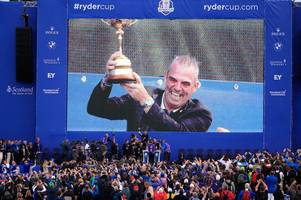 Ryder Cup chiefs accused of 'exploiting' volunteers at golf tournament to generate profits