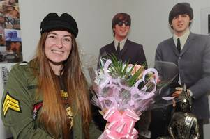 wishaw super pal fiona mccall is this week's say it with flowers winner