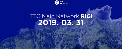 countdown as ttc is ready to launch its main network rigi