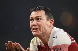 Stephan Lichtsteiner hints at Arsenal summer exit as he discusses his future
