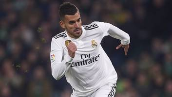 dani ceballos reveals conversations with zinedine zidane over first team role at real madrid